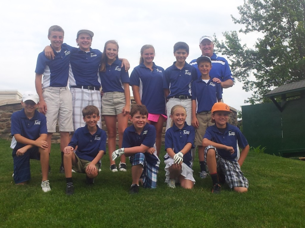 PGA League Junior Team